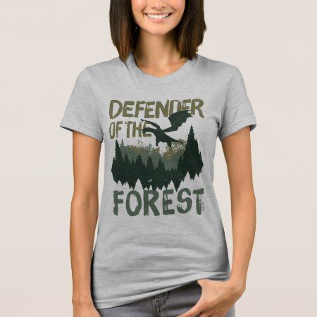 Pete's Dragon | Defender of the Forest T-Shirt - click/tap to personalize and buy