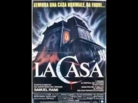 La casa - Sam Raimi - 1982 (trailer italiano) Un film scritto e diretto da Sam Raimi con un grande Bruce Campbell e Ellen Sandweiss del 1982