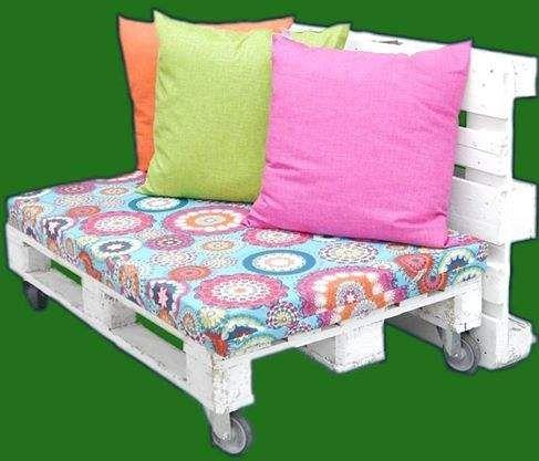 Cuscino materasso per divano bancale