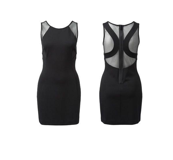 Küçük siyah elbise hiç bu kadar şık olmamıştı www.forevernew.com.tr