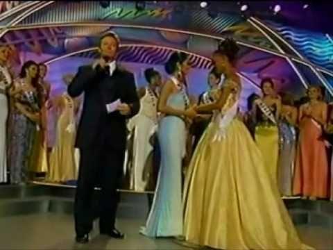 Mpule Kwelagobe Miss Universe 1999 [Full Performance] - YouTube