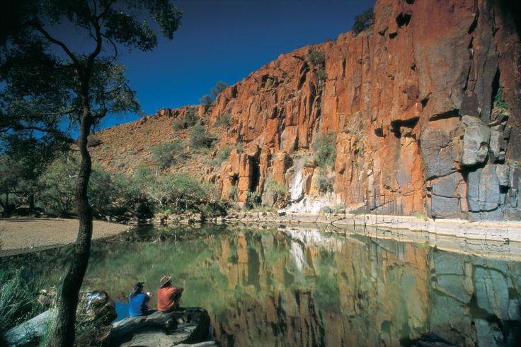 Millstream Chichester National Park, Tourism Western Australia