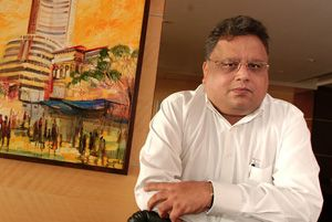 Rakesh Jhunjhunwala, 55, India most successful equity investor with a net worth of USD 1.93 Billion.Rakesh Jhunjhunwala Portfolio Holdings.