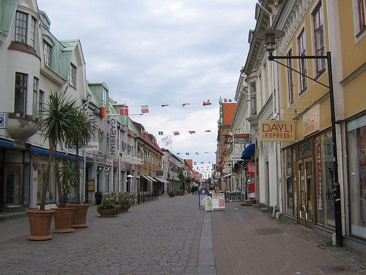 I have two nights in Kalmar, Sweden.