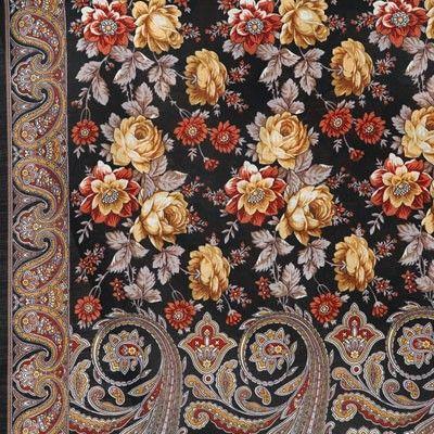 Расцветающие камни - Палантины 70х200 - Палантины, шарфы