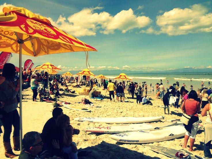 BOS Earthware Beach Festival   October   Muizenberg Beach