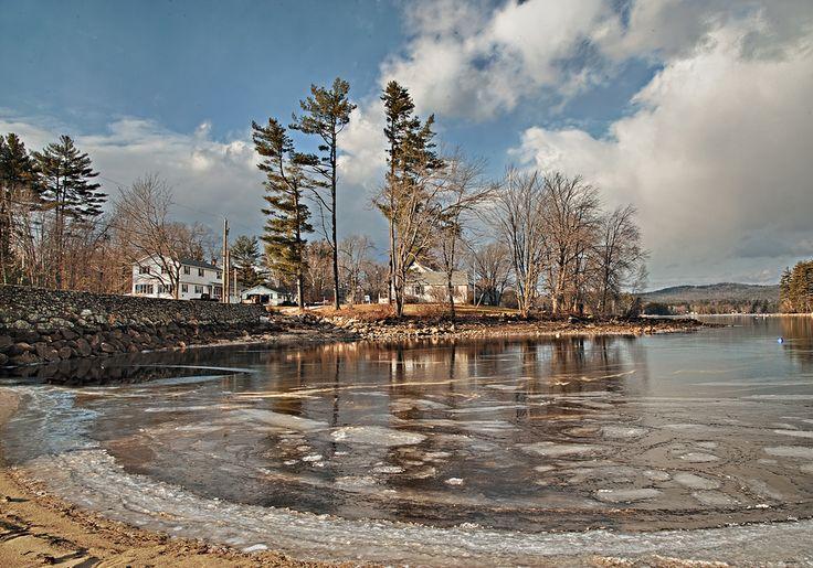 Bow Lake  Northwood, NH