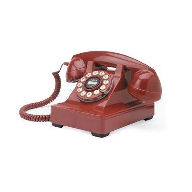 Téléphone rétro rappelant les années 40 #vintage