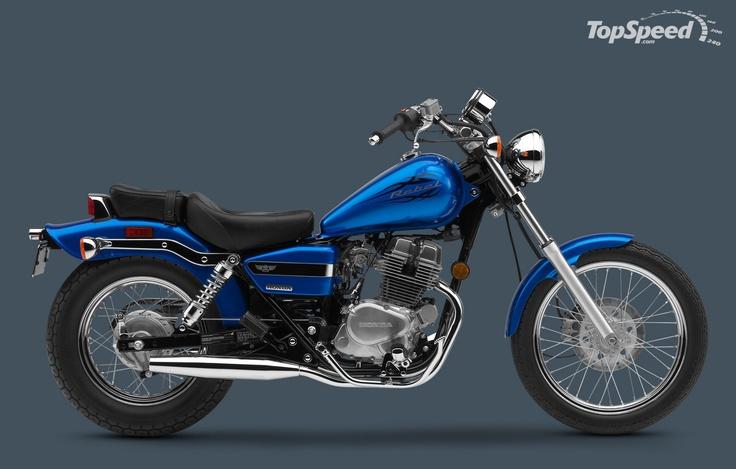 honda rebel 250 , great starter bike!