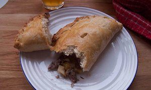 Felicity Cloake's perfect Cornish pasty.
