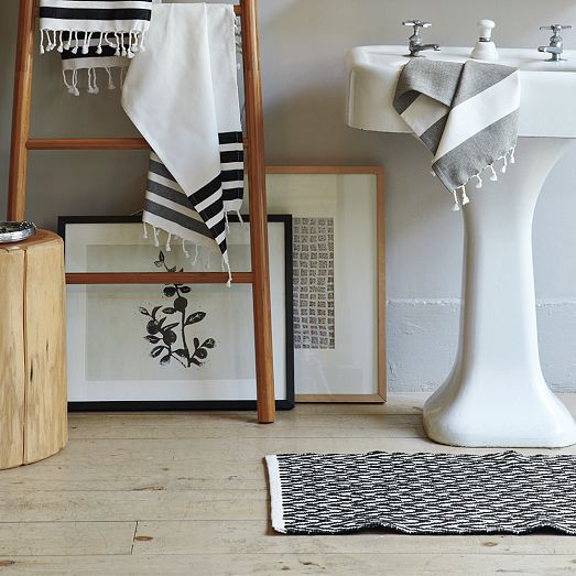 79 best images about home wishlist on pinterest urban for Zig zag bathroom decor