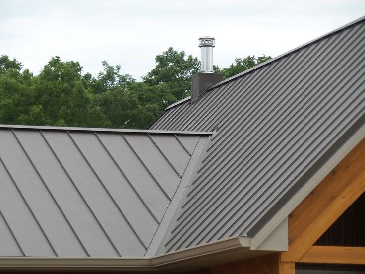 Wonderful Metal Roofs Are In Fact Much Lighter Compared To Asphalt Roofs And Can  Survive Winds Over