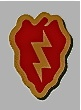 25th Infantry Patch