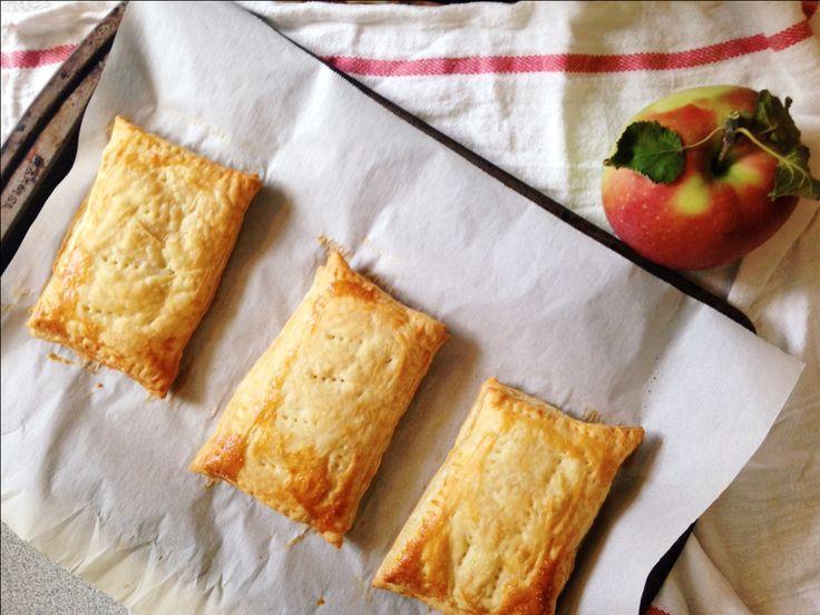 Homemade Apple Toaster Strudels