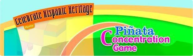 Piñata Concentration Game: A Celebrate Hispanic Heritage Activity | Scholastic.com