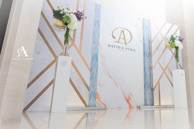【台北婚佈】Davicl & Avril 萬豪酒店