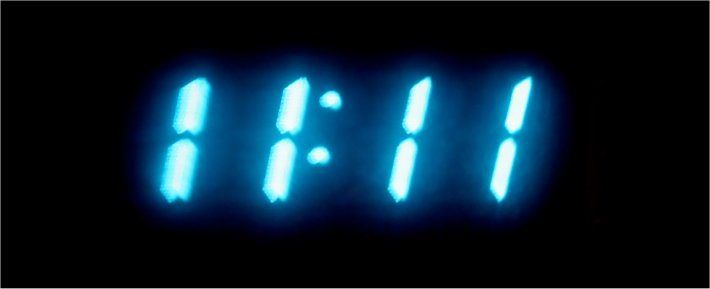 11:11 Synchronicity- Repetitive Numbers and Their Meaning    http://in5d.com/1111-synchronicity-repetitive-numbers-and-their-meaning/