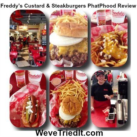 Freddy's Frozen Custard and Steakburgers Restaurant Review #WeveTriedIt