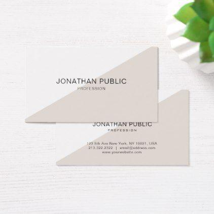 Create your own modern elegant sleek plain business card simple create your own modern elegant sleek plain business card simple clear clean design style unique reheart Gallery