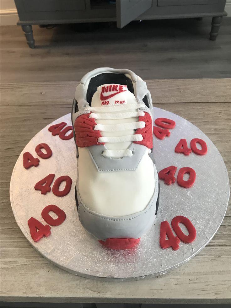 Nike Air max cake