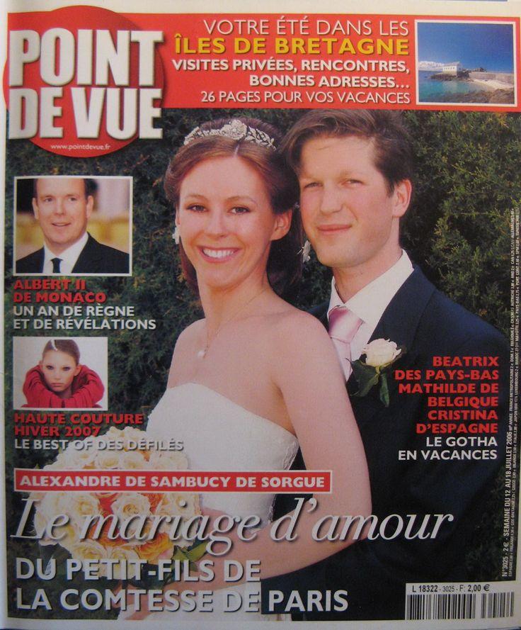point de vue 3025 mariage comtesse paris ebay - Point Mariage Evreux