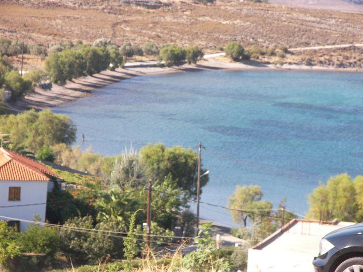 Sigri beach - Lesvos Island - Greece