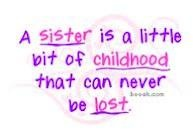 Sister Quote Graphics