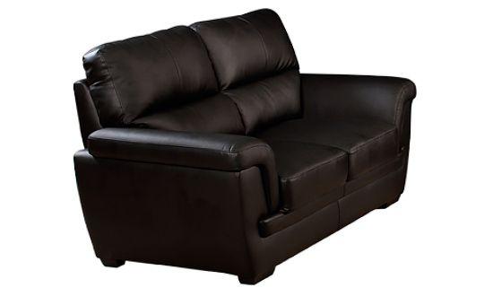 Καναπές ELINA  Κλασσικός αναπαυτικός καναπές για όλους τους χώρους Διατίθεται  σε 2Θέσιο και 3θέσιο, Μαύρο και σκούρο Καφέ Υλικά κατασκευής: Ξύλο και τεχνόδερμα Διαστάσεις 2θέσιου 160X89X89cm Διαστάσεις 3θέσιου 200X89X89cm Σε περίπτωση διαθέσιμου στοκ η παράδοση είναι άμεση. Ενημερωθείτε για την διαθεσιμότητα των προϊόντων.