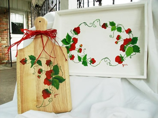 44 best images about strawberries in my kitchen on - Strawberry kitchen decorations ...