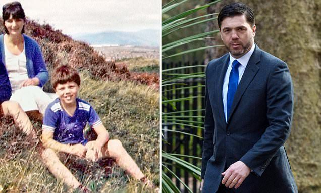 Just a cynical PR move from a ''Family friend'' Stephen Crabb's extraordinary reunion with his 'abusive' father