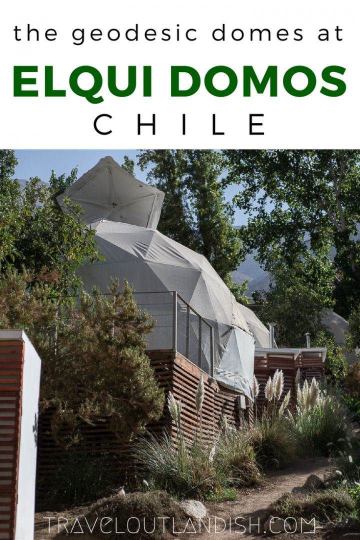Stargazing in Valle del Elqui is a travel experience everyone should have. Looking to do it in style? Snag a room at the Elqui Domos! Here's more information on what to expect.