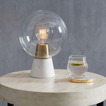 Nova Table Lamp #westelm