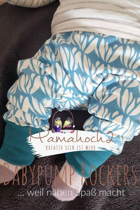 Du bist auf der Suche nach einem kostenfreien Schnittmuster für eine Pumphose? Du willst eine Babyhose nähen? Dann bist du auf unserem Mamablog goldrichtig.