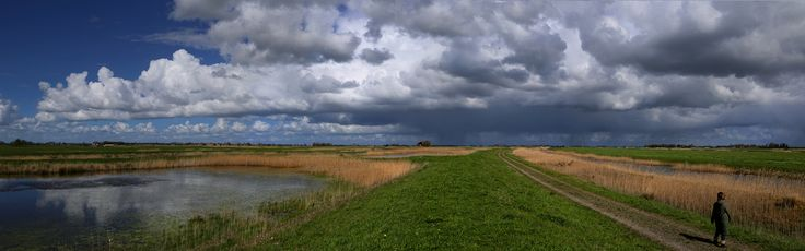 B℮n posted a photo:  © all rights reserved by B℮n  The Volgermeerpolder lies close to the village of Broek in Waterland. The Volgermeerpolder is the largest waste disposal site in the Netherlands. From the 1960s on, a great amount of industrial and chemical waste was also brought to the Volgermeer. At least 10.000 chemical waste barrels containing various toxic substances including dioxin were dumped. Dioxin is considered to be one of the most toxic substances ever created by man. Protests…