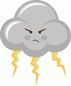 Silhouette Online Store - View Design #60258: storm cloud