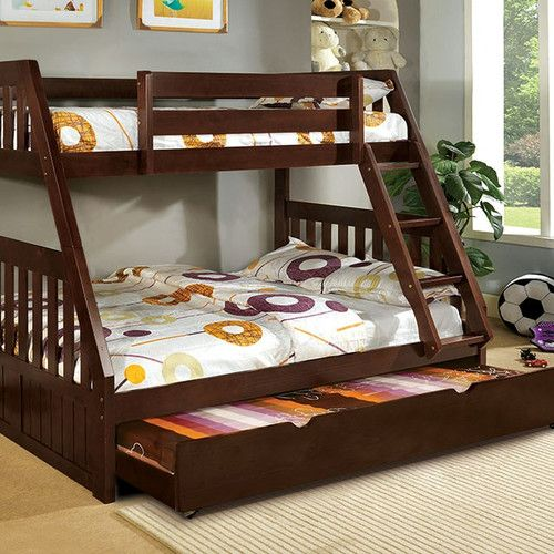 found it at wayfair carrie twin over full bunk bed