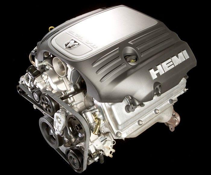 5 7l Hemi Anatomy Hemi Hemi Engine Engineering