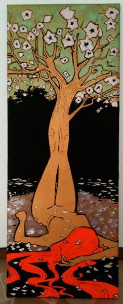 In Bloom by ~malleusdelic http://malleusdelic.deviantart.com/gallery/28358526#/d381bel