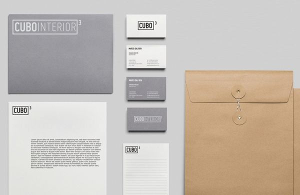 Cubo Design Store on Branding Served