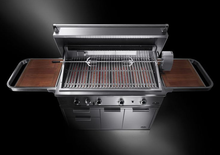 Fisher & Paykel DCS Outdoor Grills are designed to complement any outdoor environment. These products are not BBQs, they are Grills, defined as such by much higher burner power and an ability to quickly reach intense searing temperatures which fall far out of the realm of ordinary BBQs.