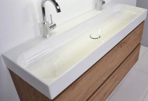 Ink Unit greeploos badkamer meubel (ook leverbaar met grepen) 40cm diep