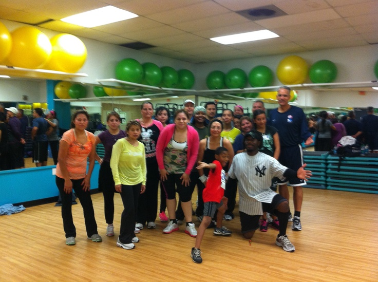 ThanksGiving Workout at Jackie Robinson YMCA #HappyThanksGiving from #SiriusFitness