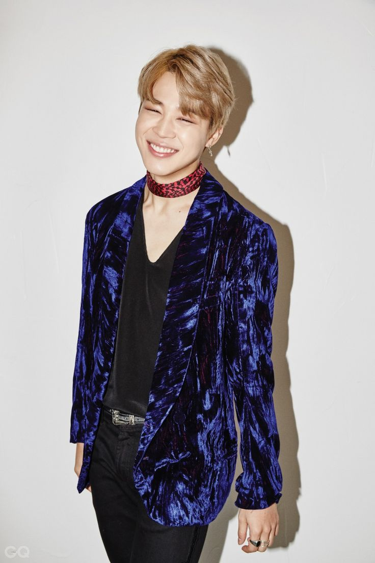 MEN OF THE YEAR #BTS at GQ Korea Magazine December 2016 issue | Jimin <3