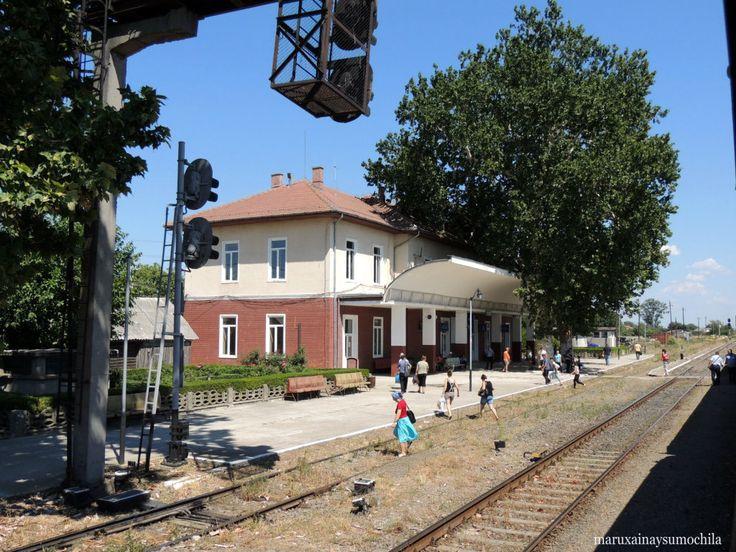 Trains in Romania