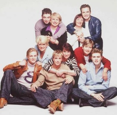 Westlife and Mummy's 💕