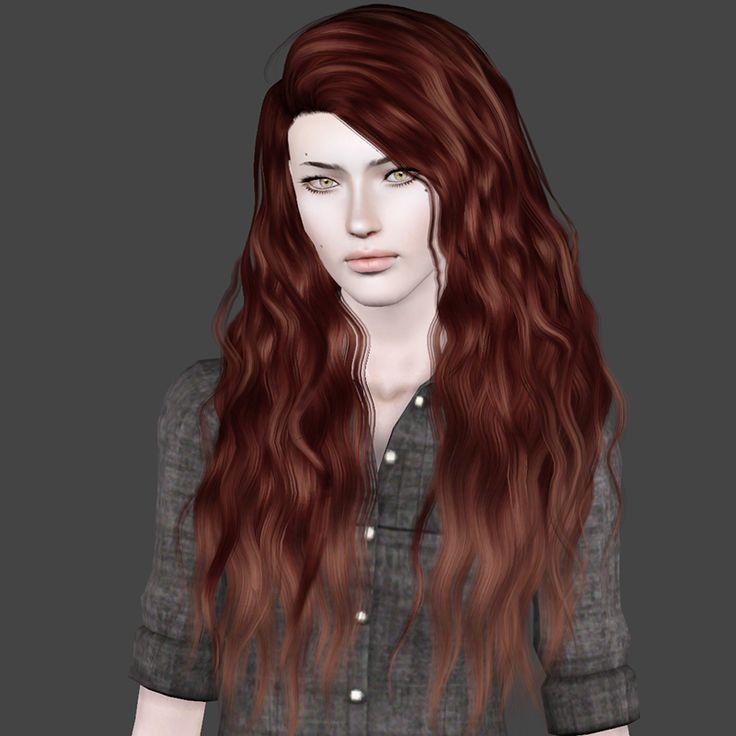 Curly Hair Download Sims 4 Cc: 140 Best TS3 CC Finds: Curly & Wavy Hairs Images On
