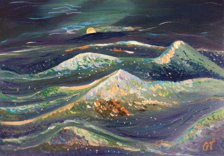 Pakalinos, 35x50, oil&canvas, #gurseltokmakoglu #artist #artworks #art #sanat #paint #tablo #yağlıboya #oiloncanvas #paintings  #finearts #paintworks #original #oilpaintings #landscape #plain #pakalinos