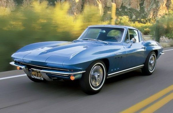 #2. Chevrolet Corvette Model Years: 1963-1982 The Corvette was envisioned as an American Grand Tourer and while it took time for it to live up to the hype, the Stingray, introduced via the split-window coupe of 1963, made the 10 years of Corvette history that preceded it worthwhile. And while the split-window remains the most ...