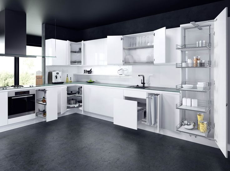Built In Kitchen Appliances Is The New Trend, 15 Ideas For You   Top  Inspirations