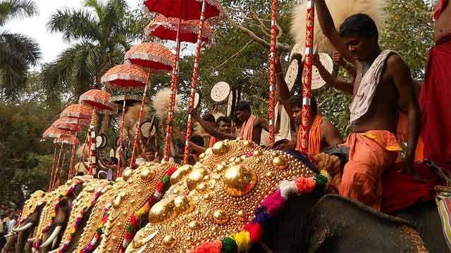 Most Glamorous Festivals of Kerala